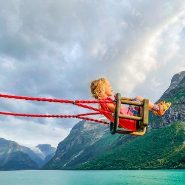 Norwegen mit dem Wohnmobil – Die perfekte Reiseroute für Familien mit Kindern